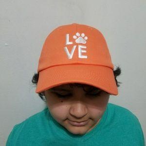 Accessories - Love paws cap